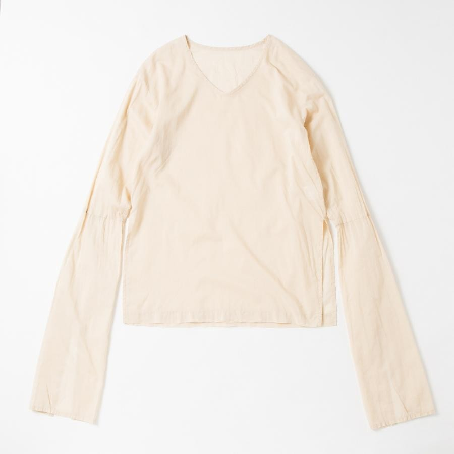【SALE】有機栽培綿による古形衣の下着 ベージュ/COSMIC WONDER