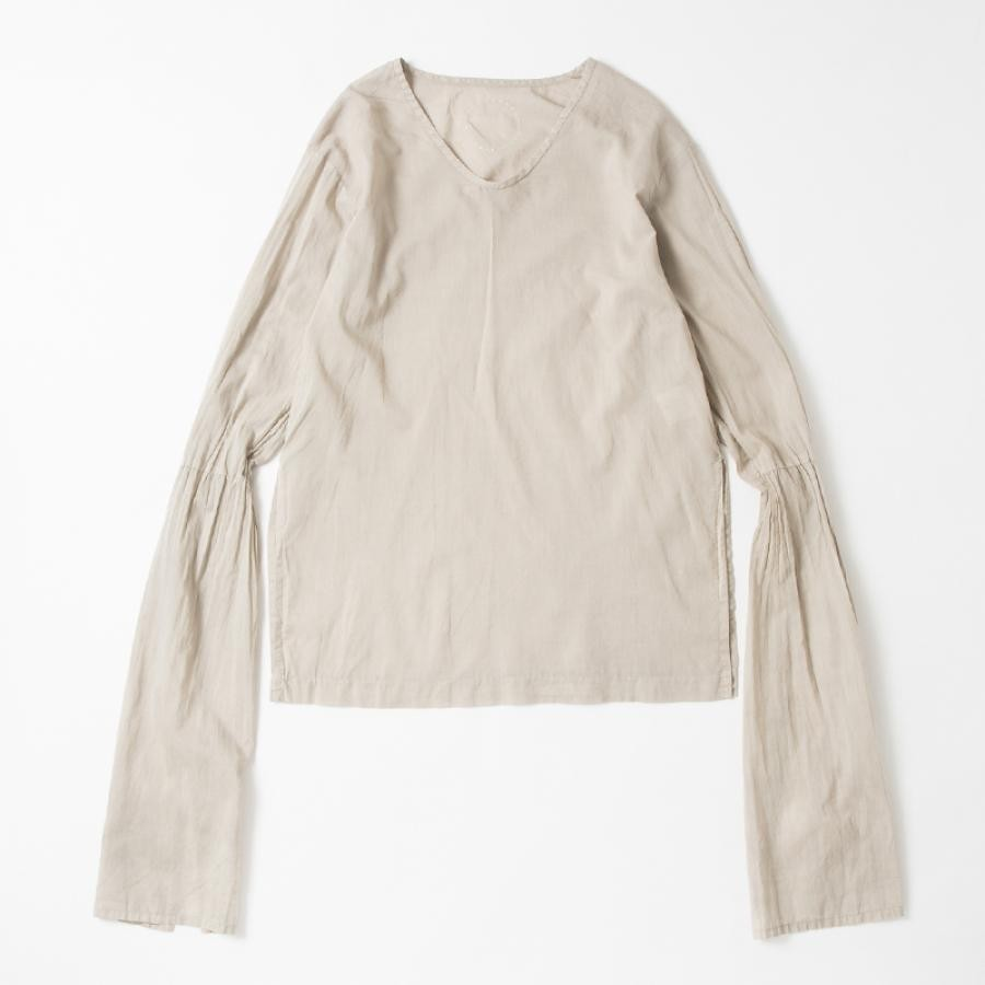 【SALE】有機栽培綿による古形衣の下着 ライトグレー/COSMIC WONDER
