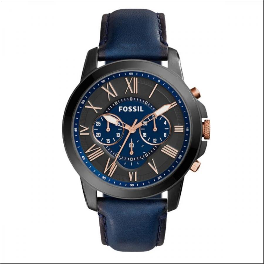 FOSSIL フォッシル GRANT グラント 腕時計 【国内正規品】 メンズ FS5061