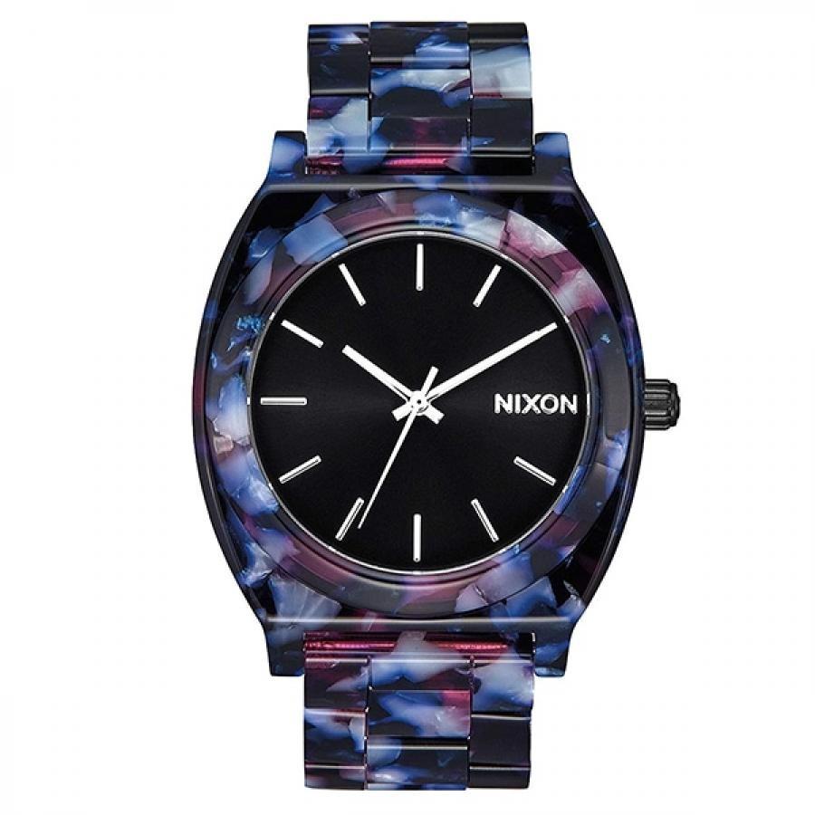 【NIXON】Time Teller Acetate A3272336 レディース