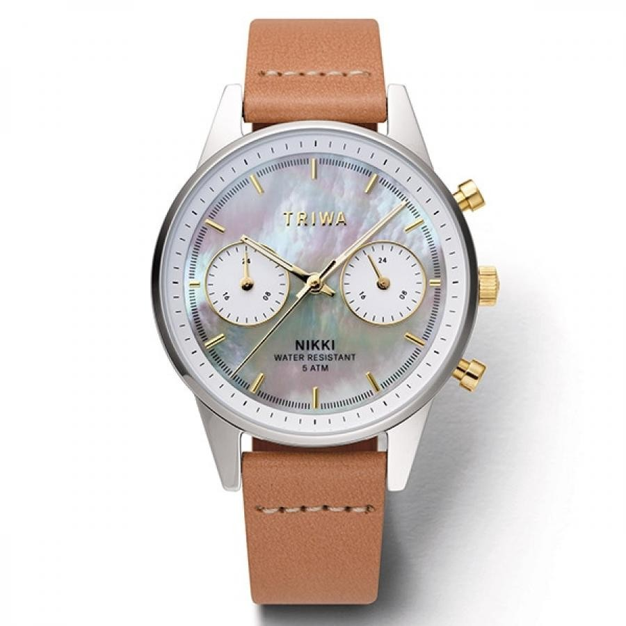 TRIWA トリワ Pearl NIKKI パール ニッキ NKST111-SS110612 TiCTAC系列店・直営店限定 数量限定 腕時計 レディース