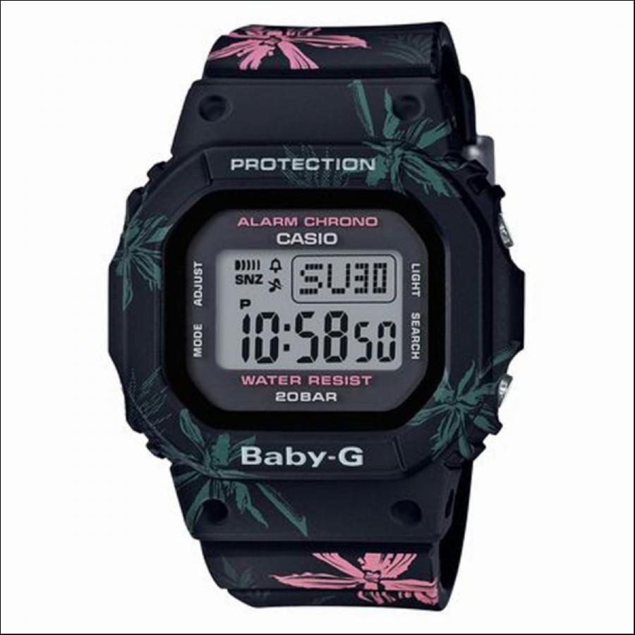 BABY-G ベイビージー SUMMER FLOWER PATTERN サマーフラワーパターン 腕時計 レディース BGD-560CF-1JF