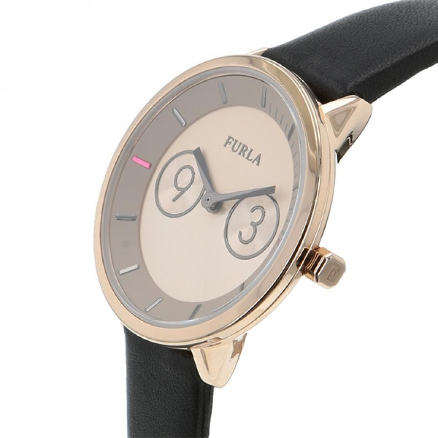 5cf1a7e0b4a1 チック タック. FURLA フルラ METROPOLIS 31mm TiCTAC別注モデル 腕時計 レディース R4251102568