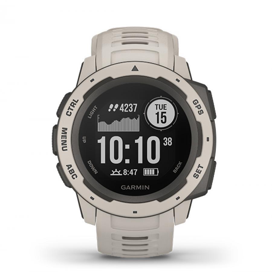 GARMIN ガーミン Instinct Tundra  GPSアウトドアウォッチ  010-02064-22
