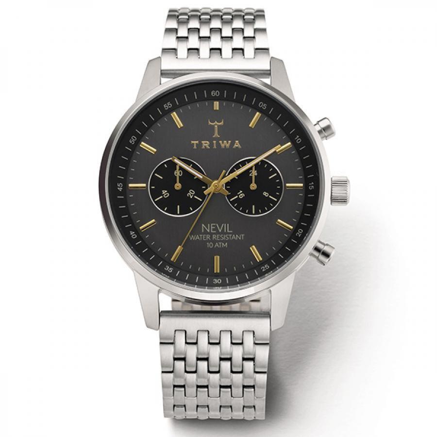 TRIWA トリワ 腕時計 メンズ SMOKEY NEVIL ネヴィル NEST114-BR021212