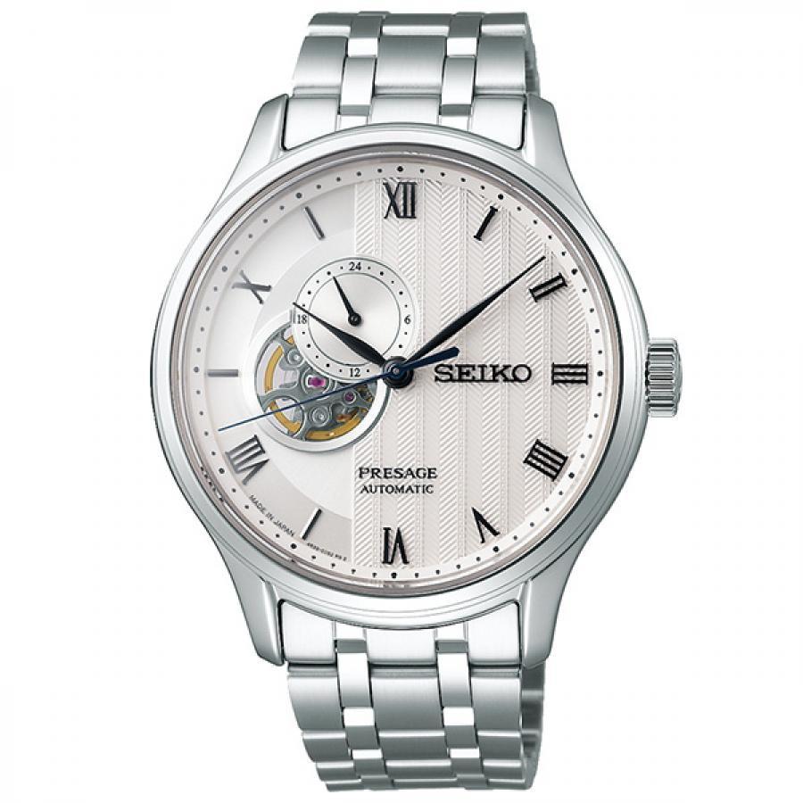SEIKO PRESAGE プレザージュ 自動巻 メカニカル 腕時計 メンズ ジャパニーズガーデン 流通限定モデル SARY153