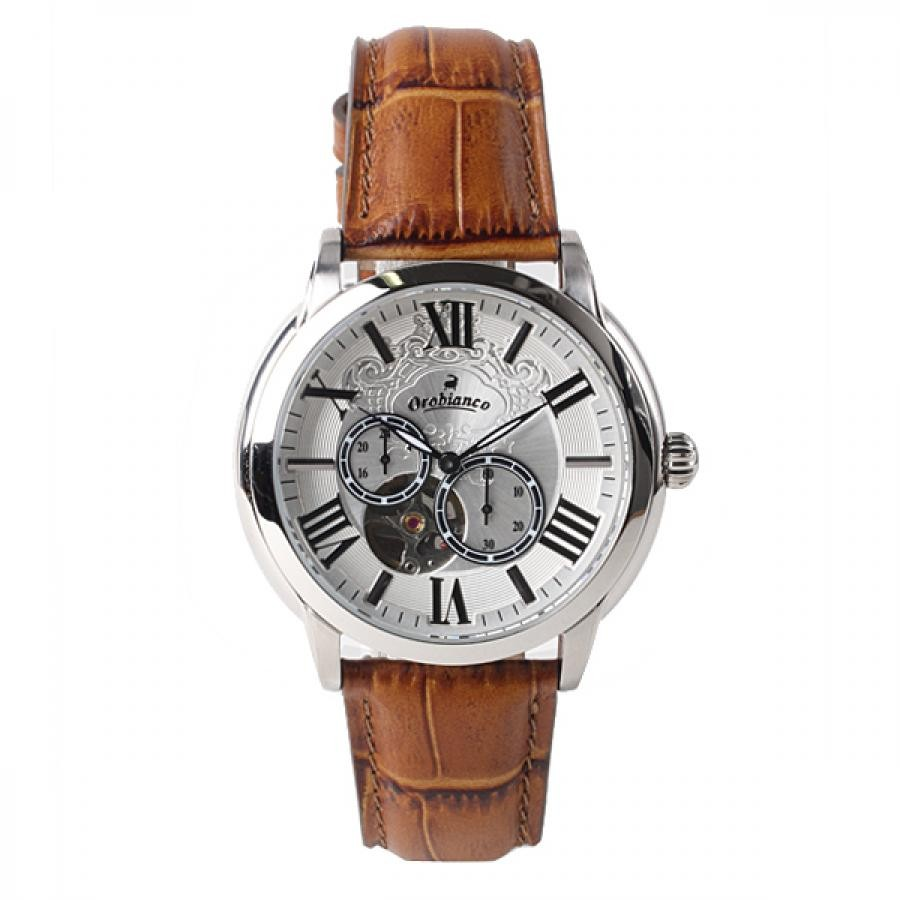 Orobianco オロビアンコ ROMANTIKO ロマンティコ 自動巻き 腕時計 メンズ OR-0035-1