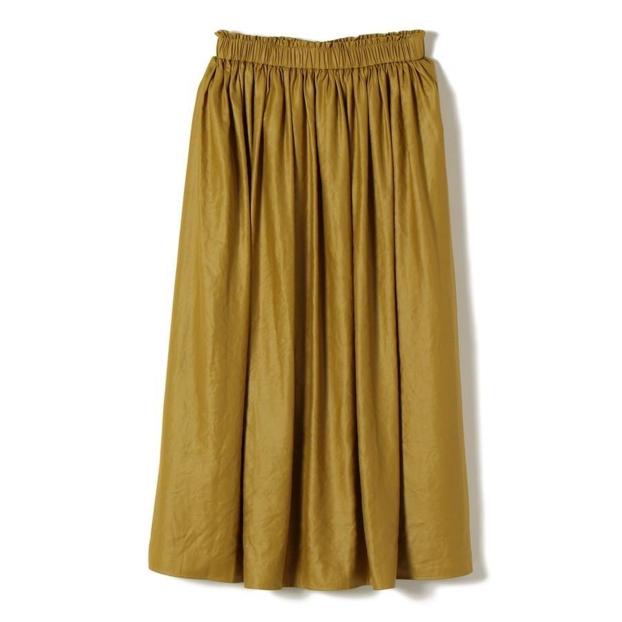 チンツギャザースカート