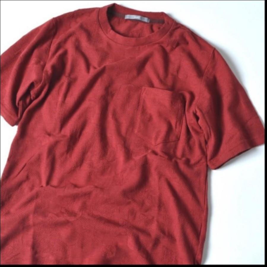 SU: 【COOLMAX】 フラワー リンクス Tシャツ