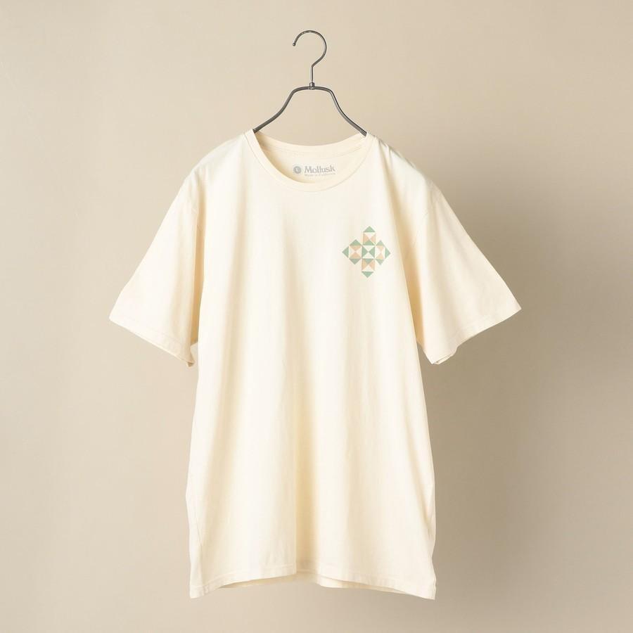 MOLLUSK: PUZZLE QUILT Tシャツ