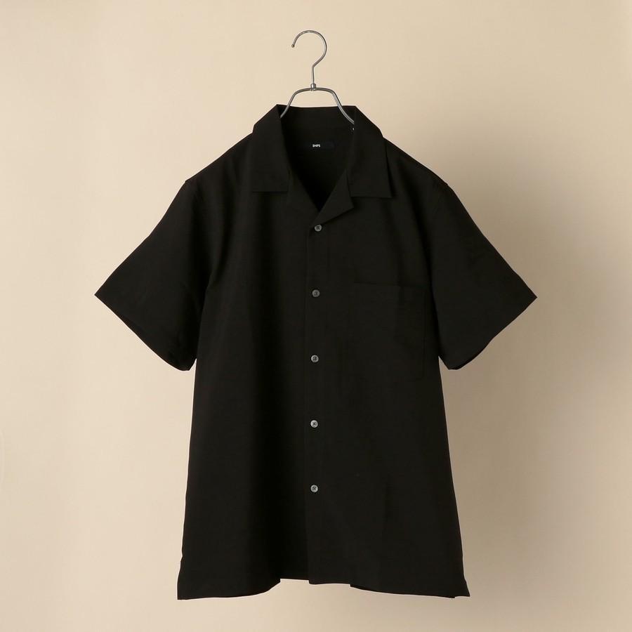 SC: Reflax(R) ドライタッチ オープンカラー シャツ