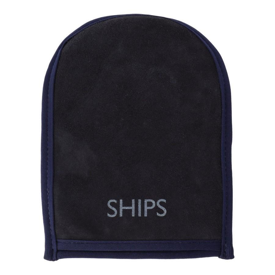 MOWBRAY:SHIPS別注 ポリッシュト レザー グローブ