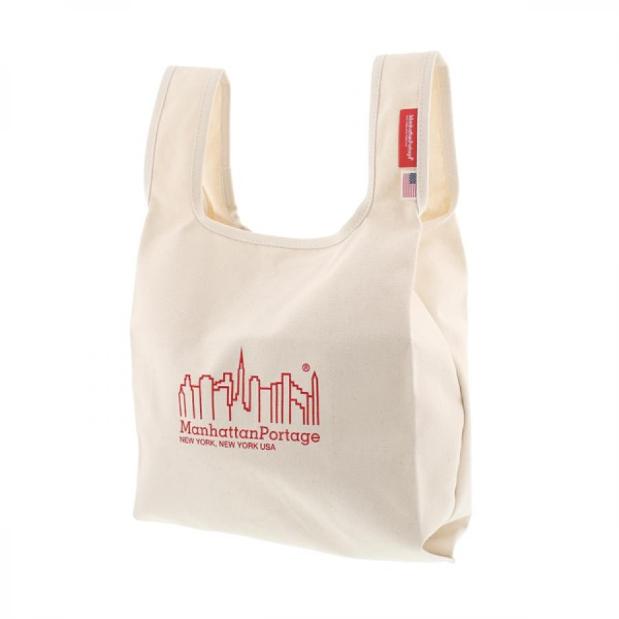Manhattan Portage マンハッタン ポーテージ Canvas Lite Collection Botanical Tote Bag トート バッグ キャンバス MP1329CVL