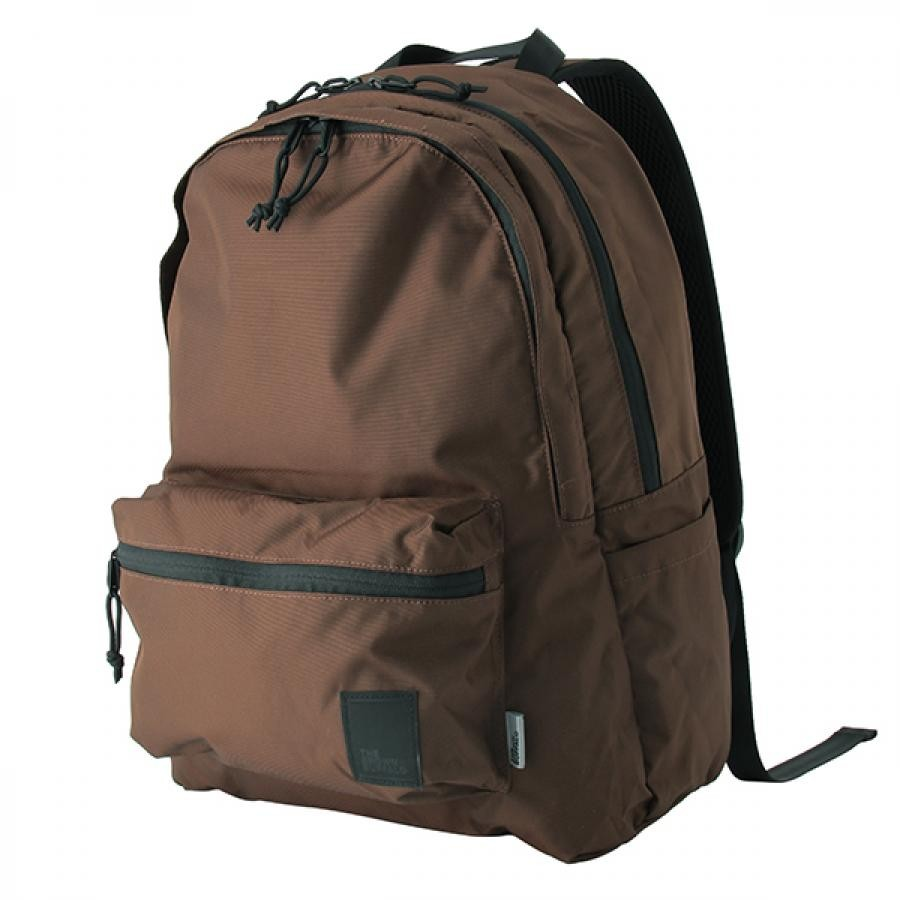 THE BROWN BUFFALO ザ ブラウン バッファロー スタンダードバックパック ブラウン STANDARD BACKPACK BR