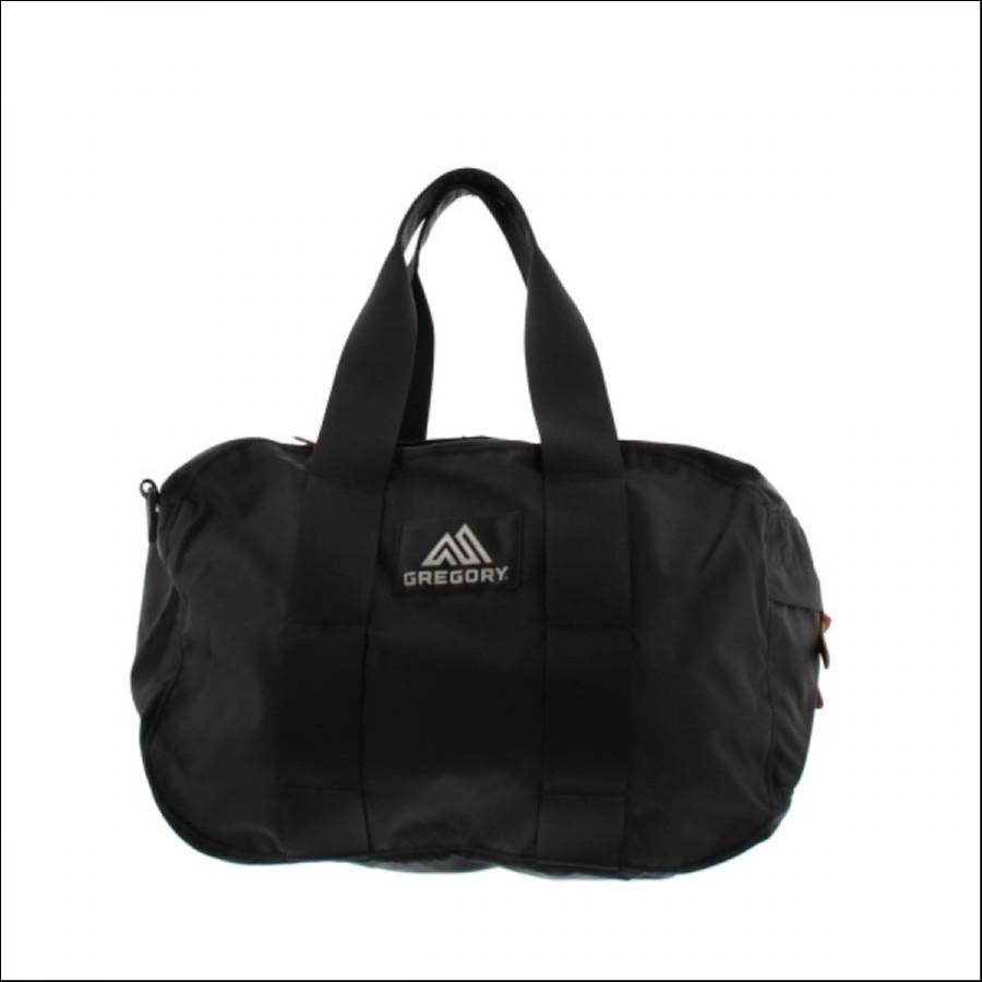 GREGORY グレゴリー Duffle Bag ダッフルバッグ BLACK 651691041
