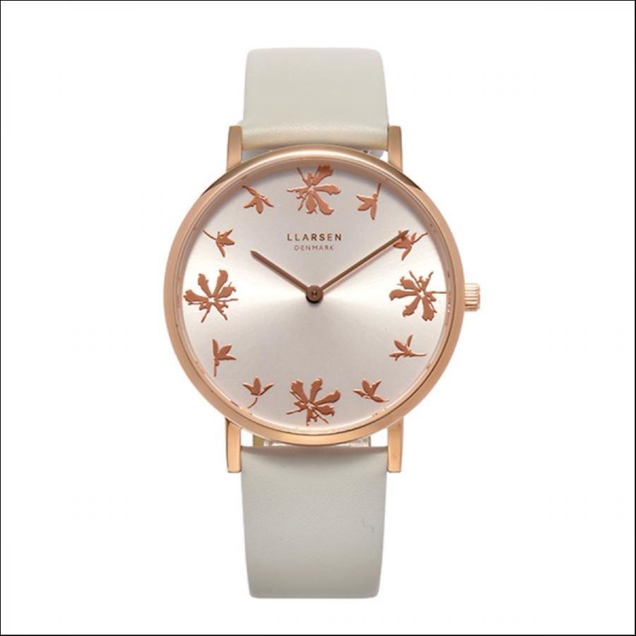 LLARSEN エルラーセン nicolai bergman ニコライバーグマン グロリオサ 腕時計 LL155RWGLNB