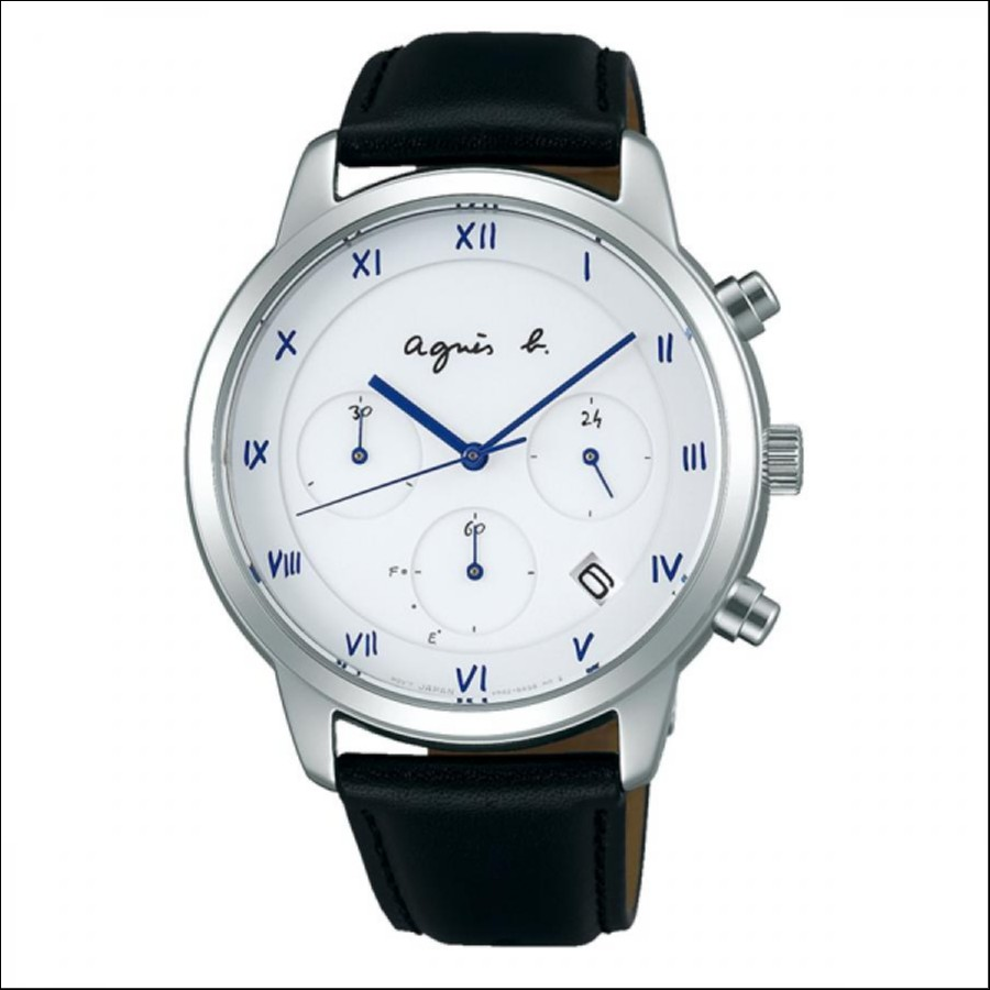 agnes b. アニエスベー Marcello マルチェロ 腕時計 メンズ FBRD942
