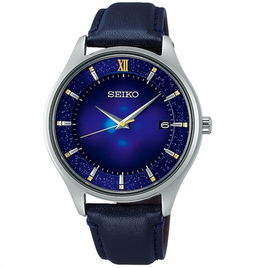 SEIKO SELECTION セイコー セレクション SBPX141 エターナルブルー ブランド横断モデル ソーラー腕時計 メンズ