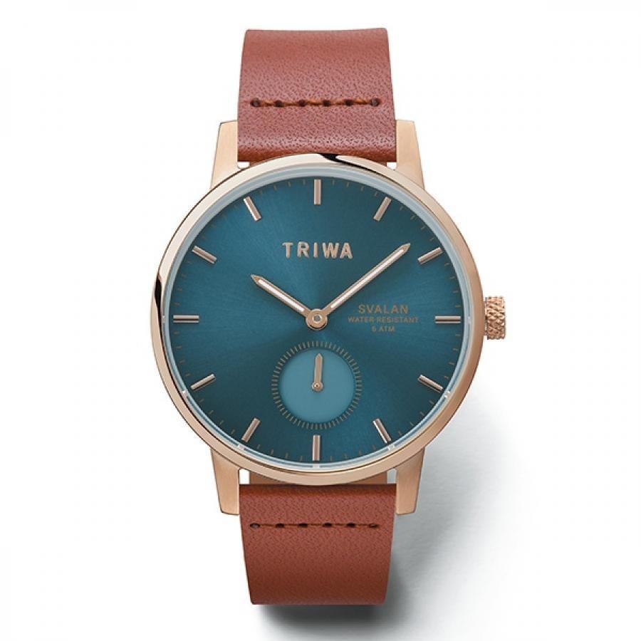 TRIWA トリワ SVALAN スヴァラン TiCTAC別注モデル SVST111-SS110214 腕時計 レディース