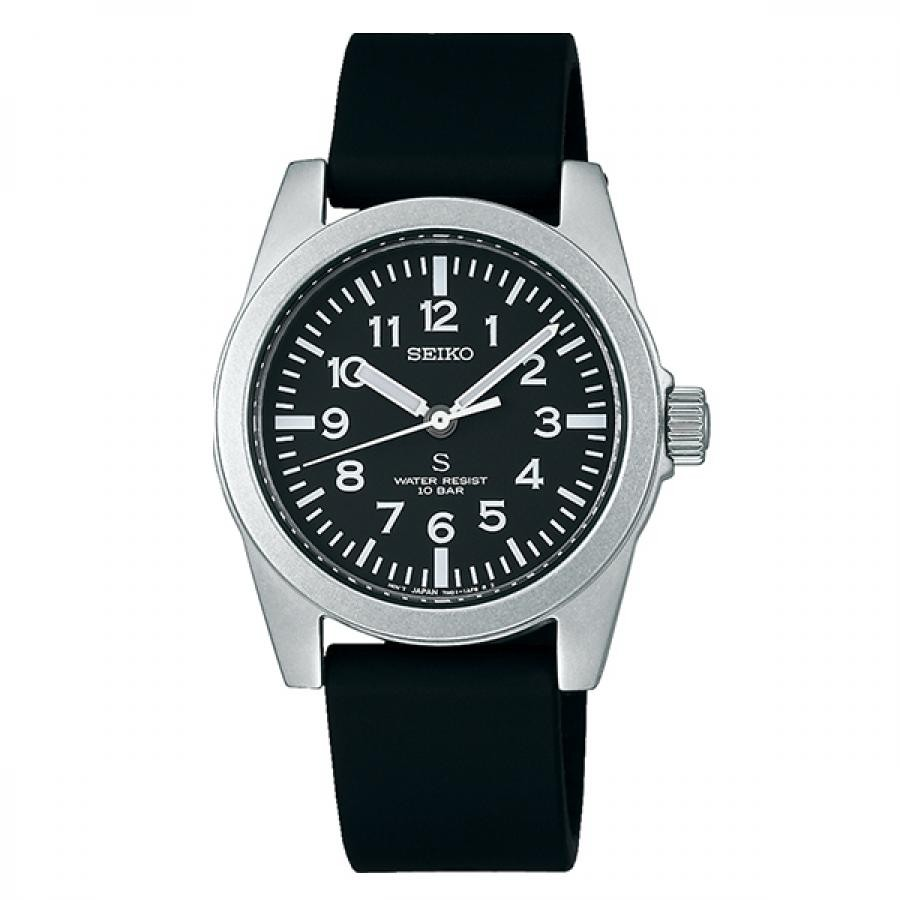 SEIKO セイコー SUSデザイン復刻モデル nano universe Special Edition 腕時計 SCXP155