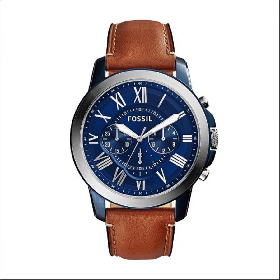 FOSSIL フォッシル GRANT グラント 【国内正規品】 腕時計 メンズ FS5151