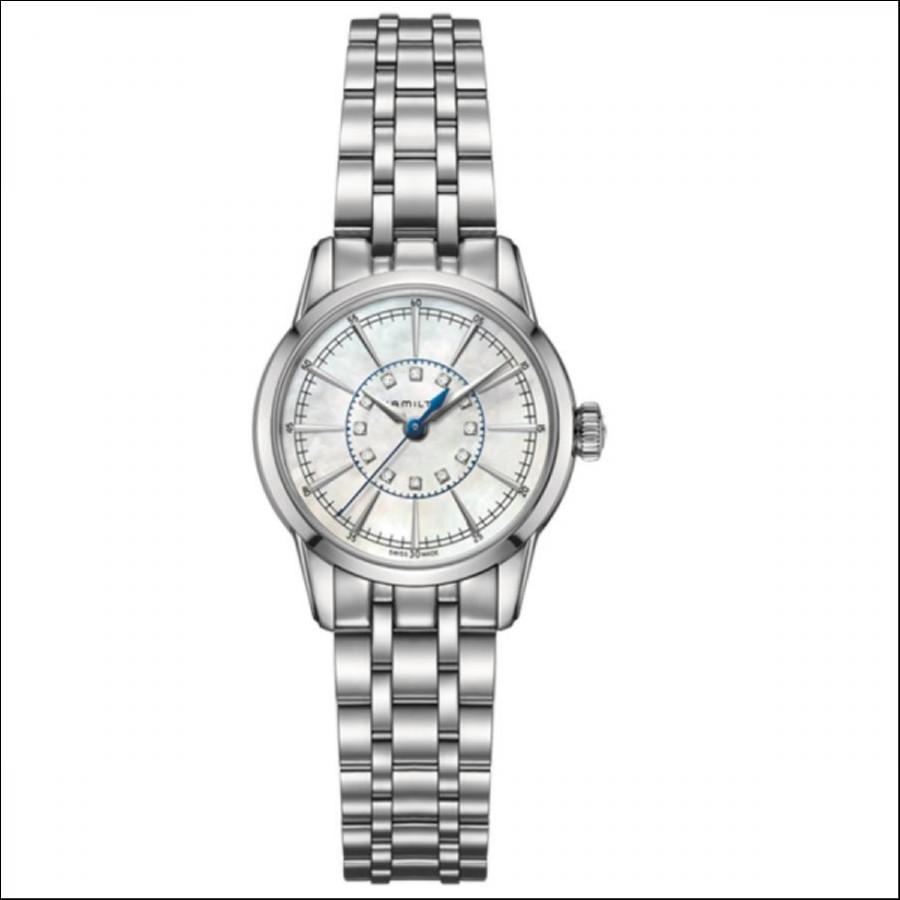 HAMILTON ハミルトン アメリカン クラシック RAILROAD LADY QUARTZ 腕時計 レディス 【国内正規品】 H40311191