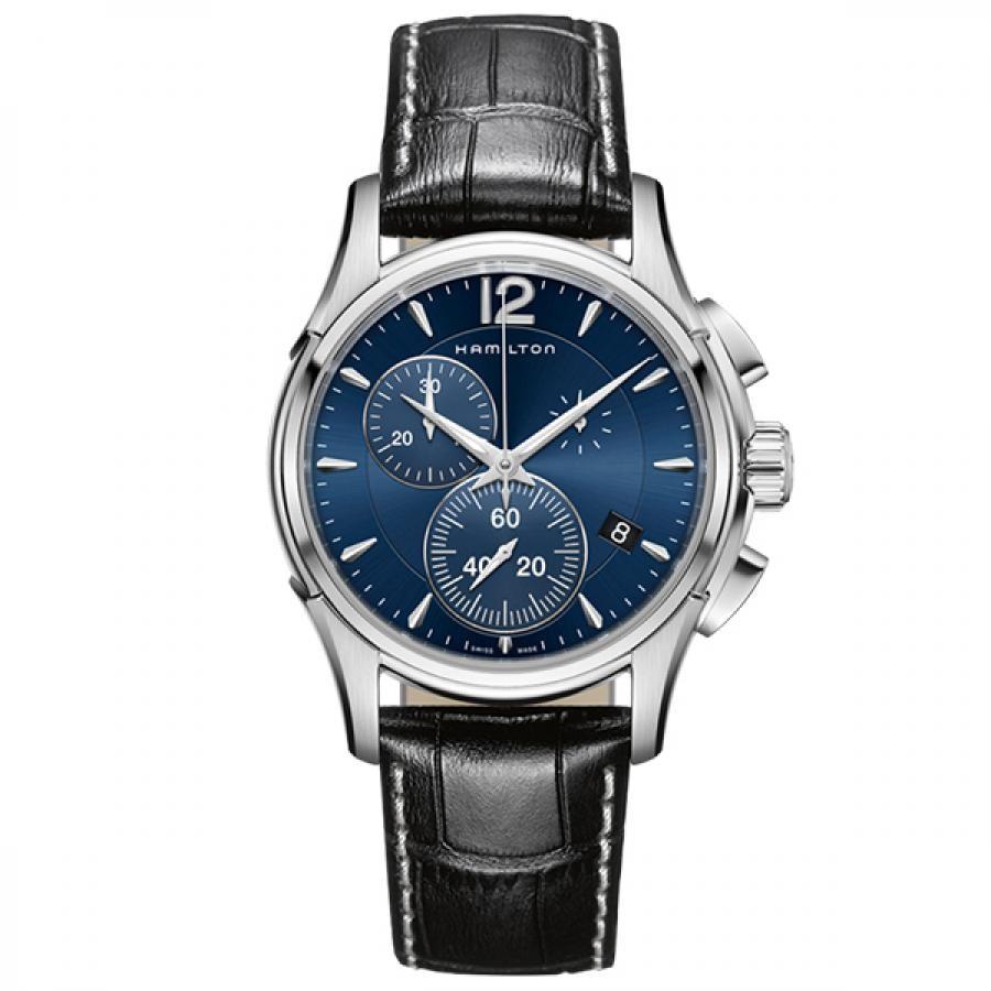 HAMILTON ハミルトン JAZZ MASTER CHRONO  ジャズマスタークロノ クォーツ 腕時計 メンズ H32612741