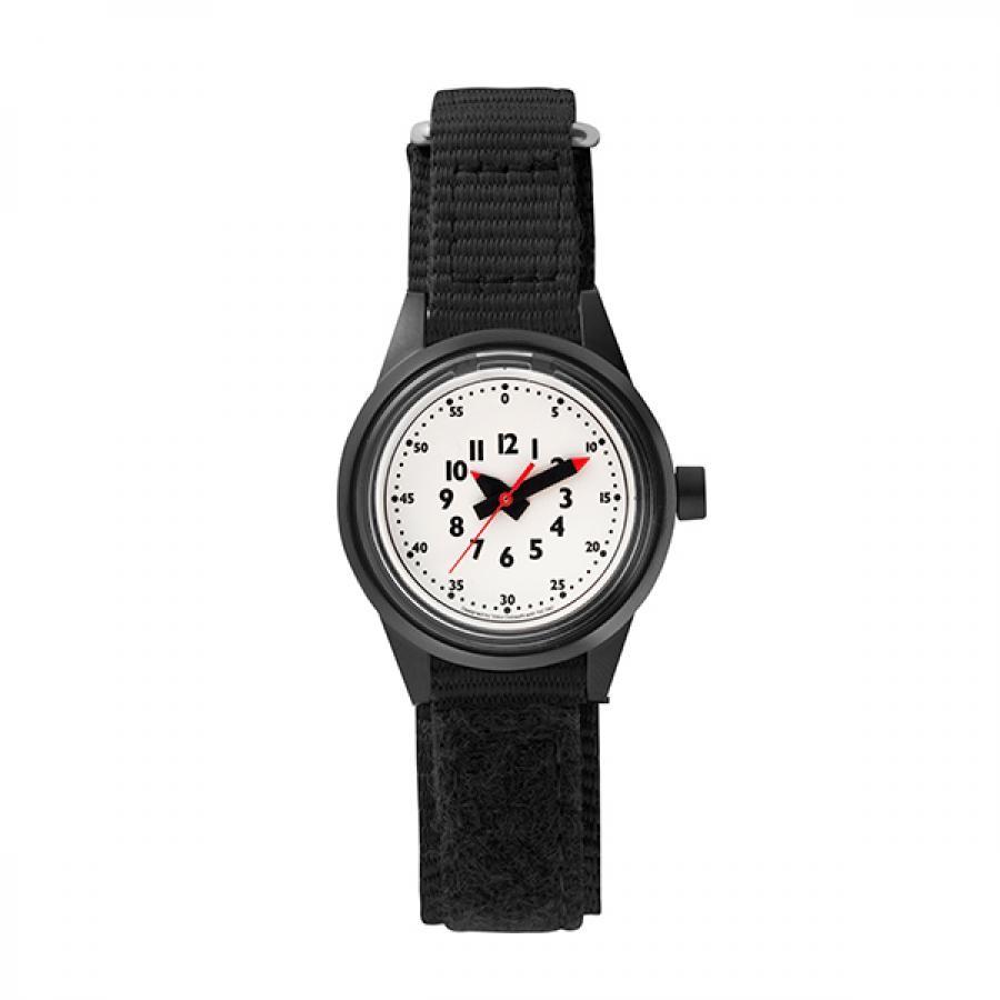 fun pun clock to wear! フンプンクロック Designed by Yoko Dobashi with TiCTAC  Q&Q Smile solar  チックタックオリジナル  ソーラー キッズ  RP29J815