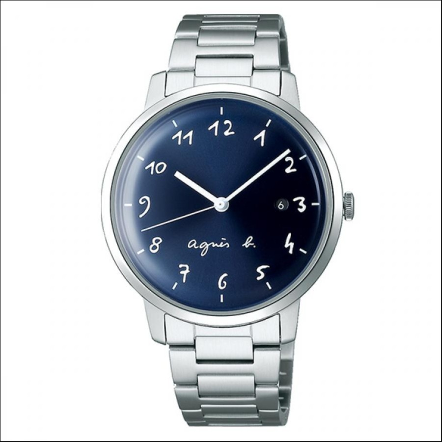 agnes b. アニエスベー Marcello マルチェロ 腕時計 FCRK990