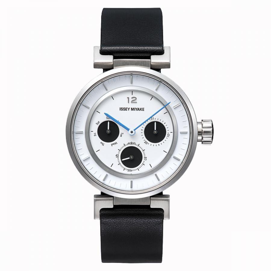 ISSEY MIYAKE イッセイ ミヤケ W-Mini ダブリュ ミニ 和田智 Satoshi Wada 腕時計 SILAAB02