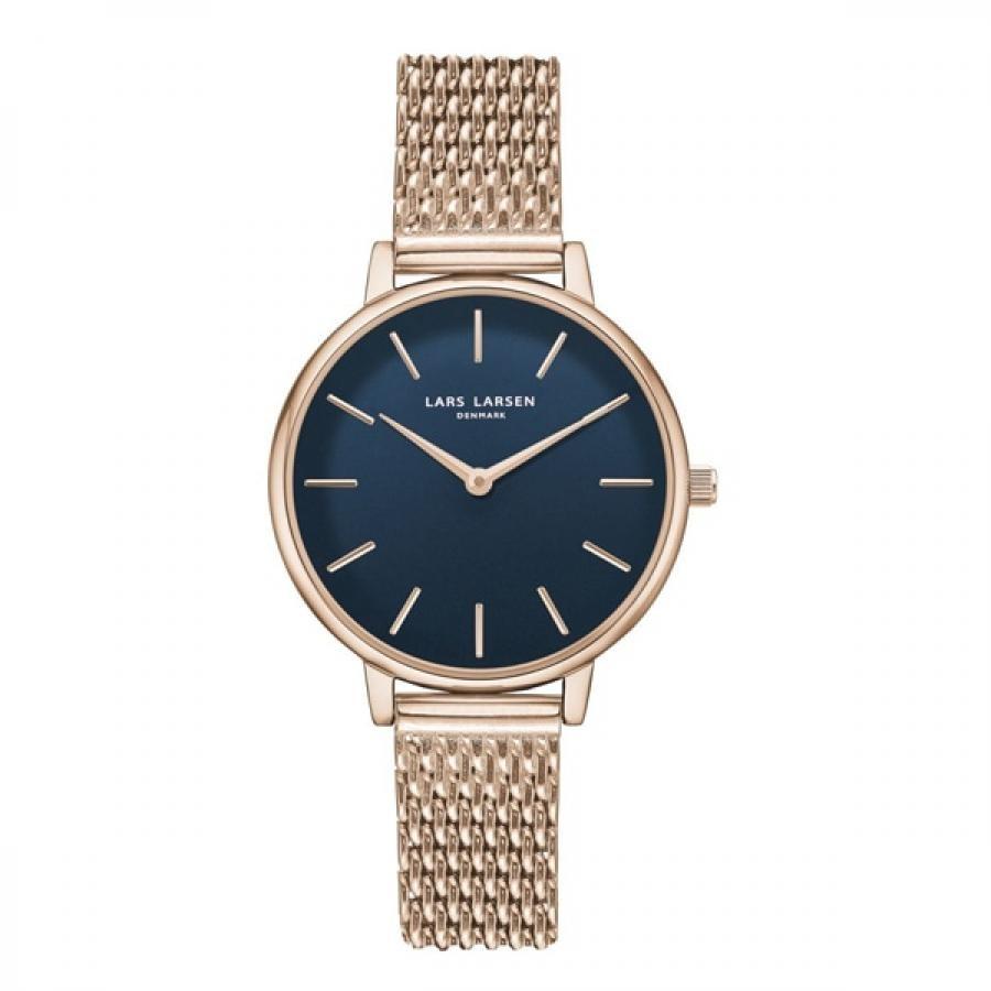 LARS LARSEN ラースラーセン LW46 【国内正規品】 腕時計 レディース LL146RDRM