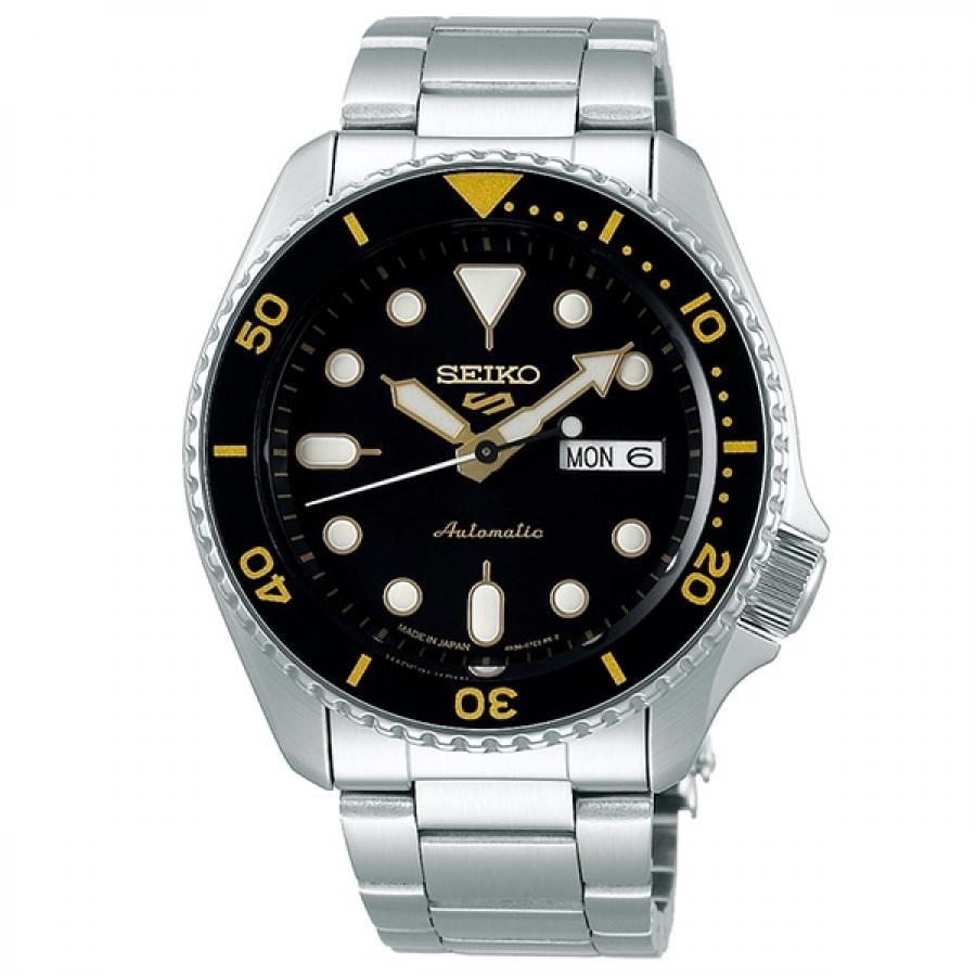 SEIKO 5 SPORTS セイコーファイブ 自動巻 メカニカル 流通限定モデル Sports Style  腕時計  メンズ  SBSA007