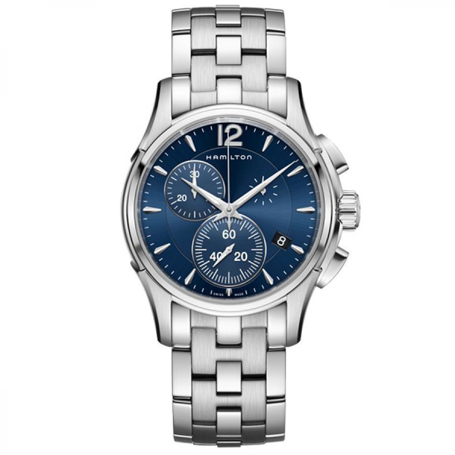 HAMILTON ハミルトン JAZZ MASTER CHRONO  ジャズマスタークロノ クォーツ 腕時計 メンズ H32612141