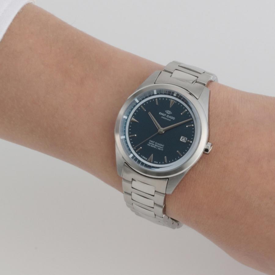 KNUT GADD クヌート・ガッド 腕時計 メンズ Cult Classic K01025