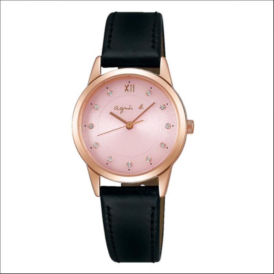 agnes b. アニエスベー Marcello マルチェロ クリスマス限定 1500本限定 腕時計 レディース FBSD710