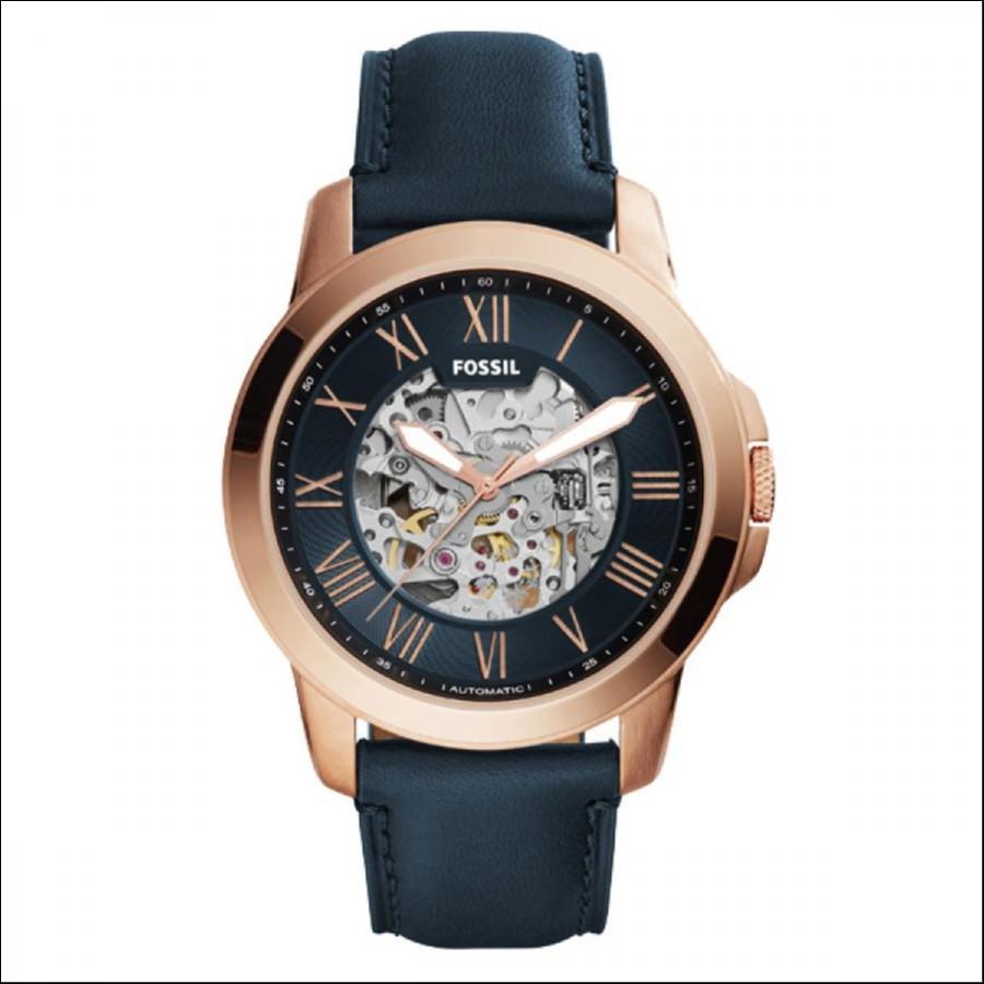 FOSSIL フォッシル GRANT グラント 自動巻き 腕時計 【国内正規品】 メンズ ME3102