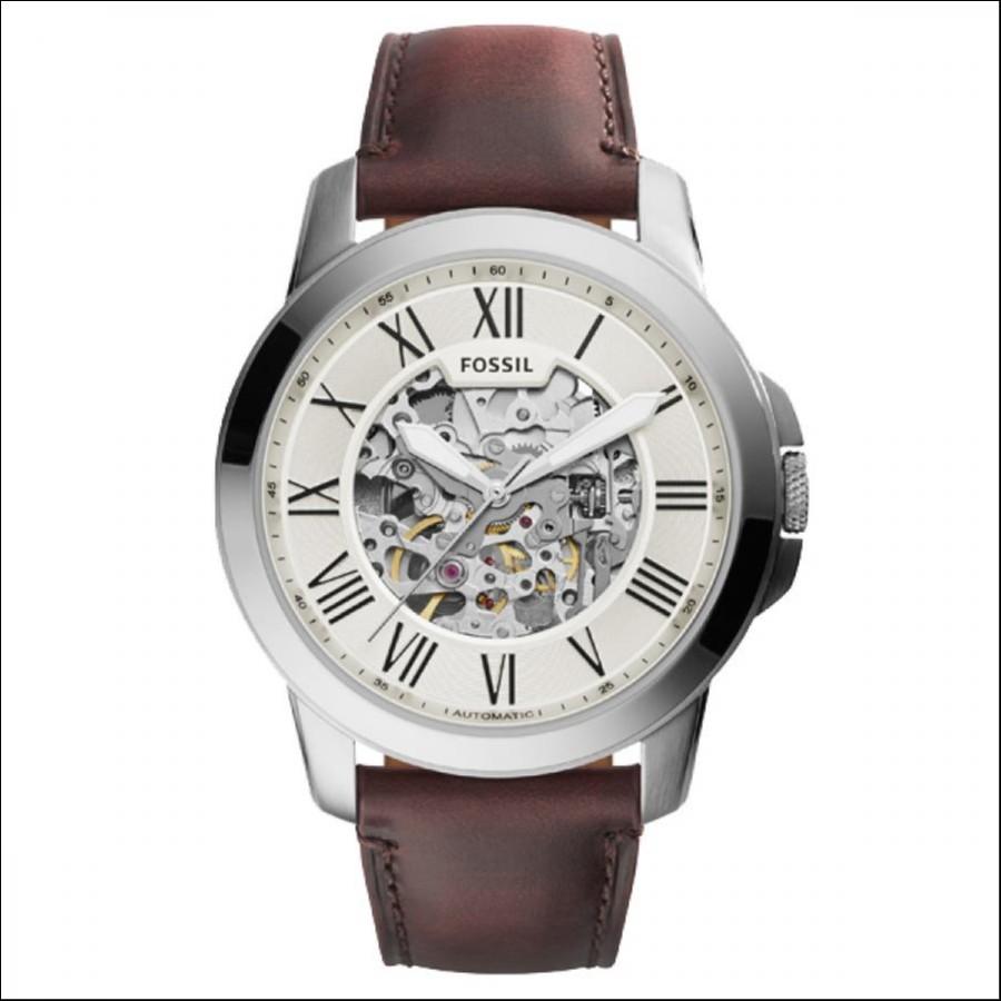 FOSSIL フォッシル GRANT グラント 自動巻き 腕時計 【国内正規品】 メンズ ME3099
