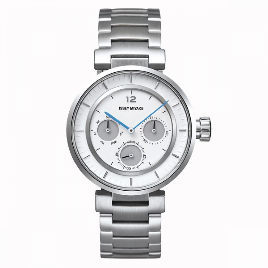ISSEY MIYAKE イッセイ ミヤケ W-Mini ダブリュ ミニ 和田智 Satoshi Wada 腕時計 SILAAB01