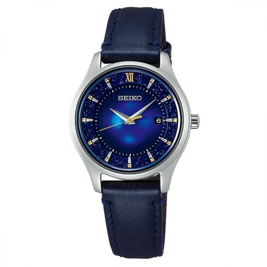 SEIKO SELECTION セイコー セレクション STPX081 エターナルブルー ブランド横断モデル ソーラー腕時計 レディース