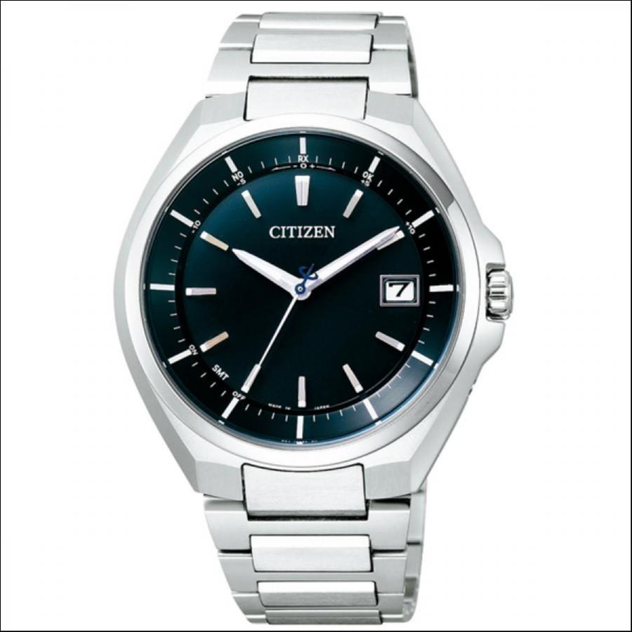 CITIZEN シチズン ATTESA アテッサ エコドライブ電波時計 チタン 国内正規品 腕時計 CB3010-57L