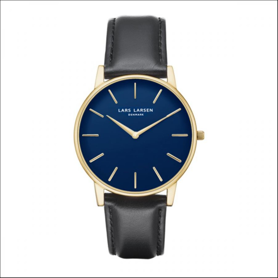 LARS LARSEN ラースラーセン LW47 【国内正規品】 腕時計 LL147GDBLL