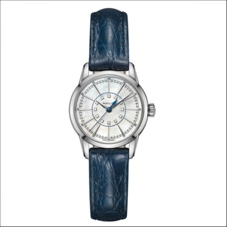 HAMILTON ハミルトン アメリカン クラシック RAILROAD LADY QUARTZ 腕時計 レディス 【国内正規品】 H40311691