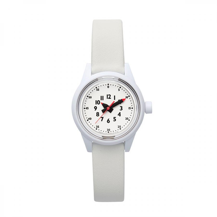 fun pun clock to wear! フンプンクロック Designed by Yoko Dobashi with TiCTAC  Q&Q Smile solar  チックタックオリジナル  ソーラー アダルト RP29J810