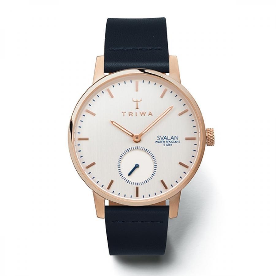 TRIWA トリワ 腕時計 レディス SVALANスヴァラン TiCTAC限定 SUPER SLIM SVST109-SS110714
