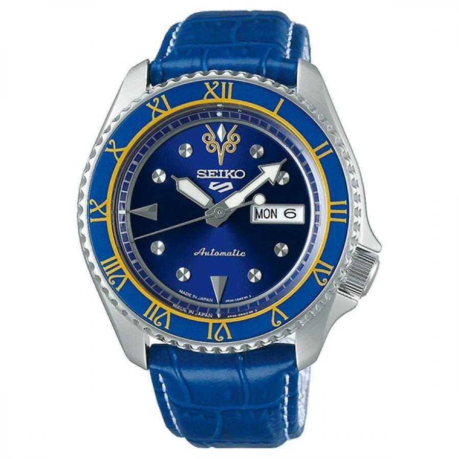 【メンバーズWポイント対象】SEIKO 5 Sports セイコーファイブスポーツ Sense Style センススタイル ストリートファイターVコラボレーション限定モデル 世界9999本限定 春麗 チュンリー SBSA077 腕時計 メンズ
