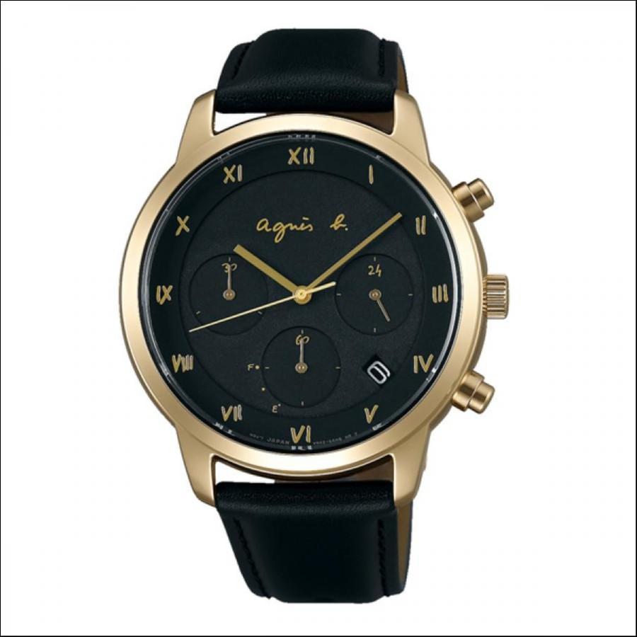 agnes b. アニエスベー Marcello マルチェロ 腕時計 メンズ FBRD941