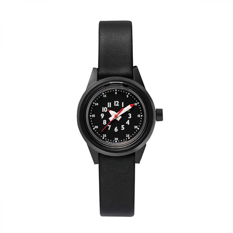 fun pun clock to wear! フンプンクロック Designed by Yoko Dobashi with TiCTAC  Q&Q Smile solar  チックタックオリジナル  ソーラー アダルト RP29J809