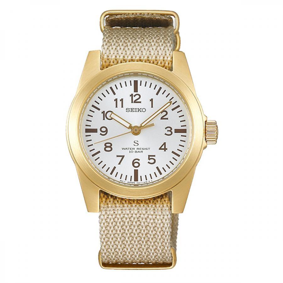 SEIKO セイコー SUSデザイン復刻モデル nano universe Special Edition 腕時計 SCXP158