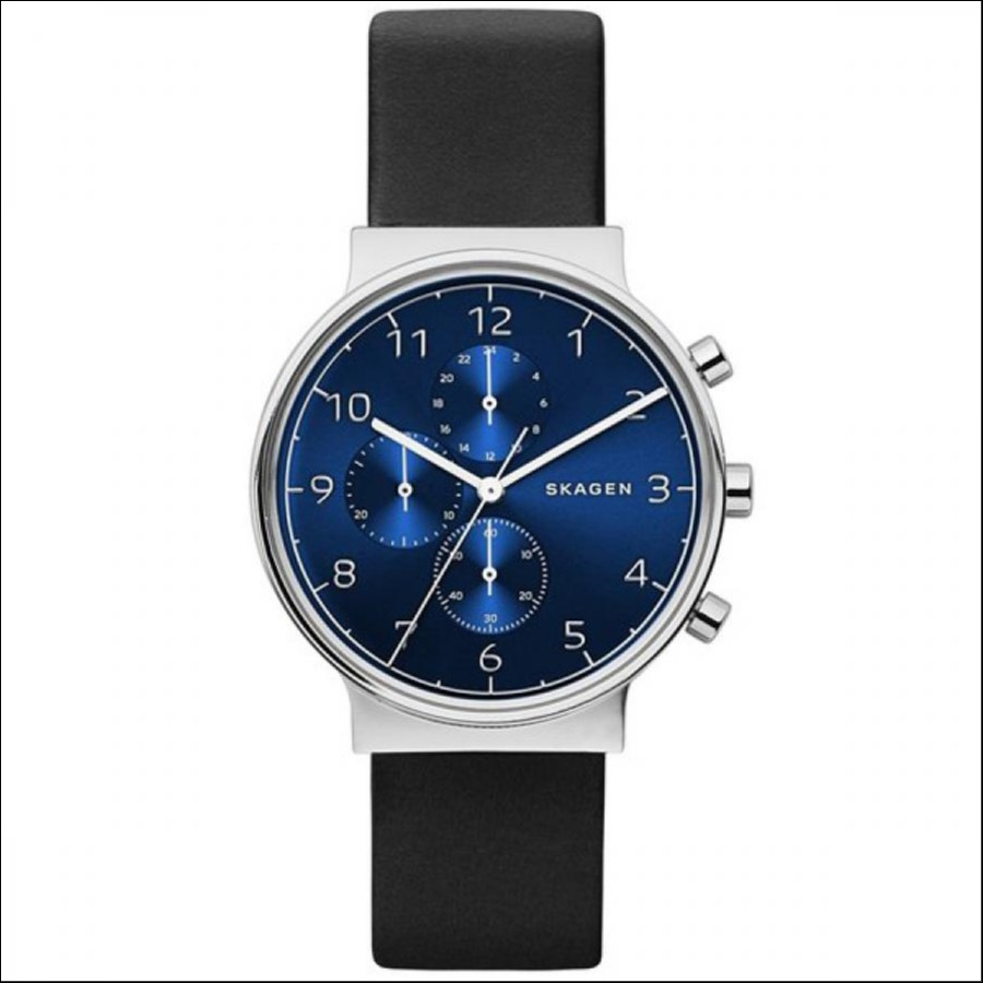 SKAGEN スカーゲン ANCHER  アンカー クロノグラフ 【国内正規品】 メンズ 腕時計 SKW6417
