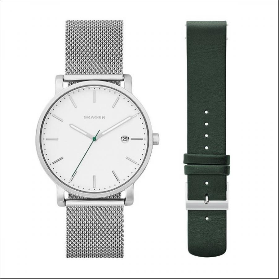 SKAGEN スカーゲン HAGEN ハーゲン ベルトセット TiCTAC別注 【国内正規品】 腕時計 メンズ SKW1098
